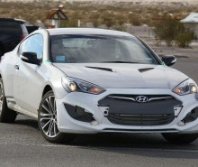 2016 Hyundai Genesis coupe, specs, changes