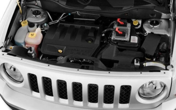 2016 Jeep Patriot release date