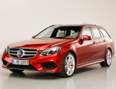 2016 Mercedes E-Class sedan, wagon, redesign