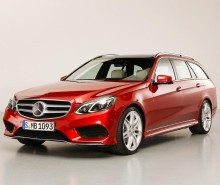 2016 Mercedes E-Class sedan, wagon, redesign