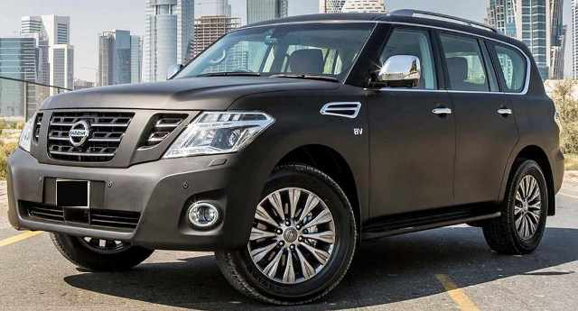 2016-Nissan-Armada