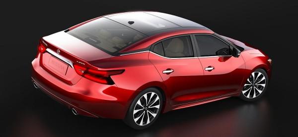 Nissan Maxima 2016 price, specs, news