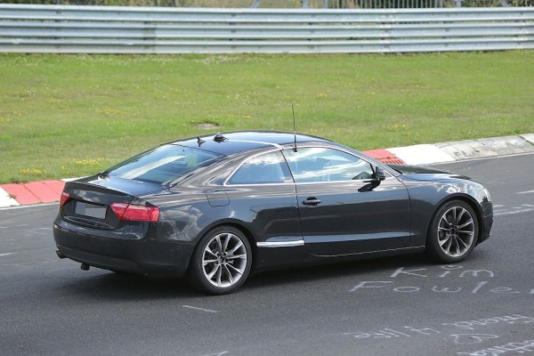 2017 Audi A5 coupe redesign, interior, changes