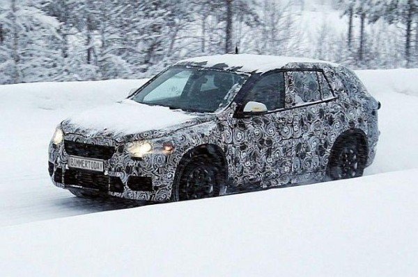 2016 BMW X1 crossover SUV interior, specs, redesign