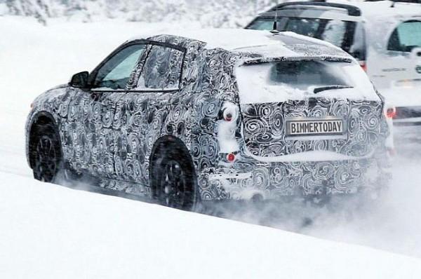 2016 BMW X1 interior, specs, redesign