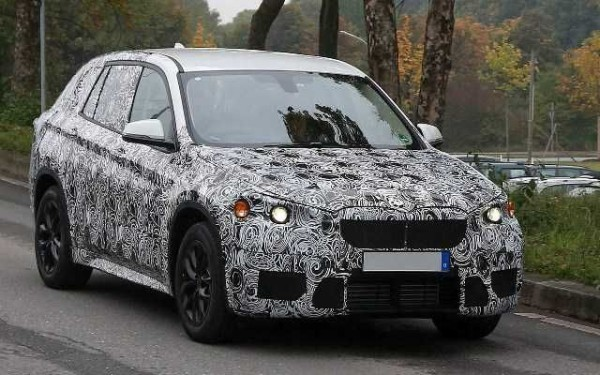 2016 BMW X1 interior, specs, redesign