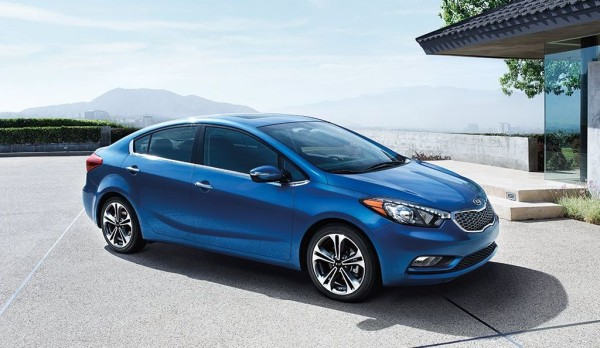 2016 Kia Forte review, mpg, price