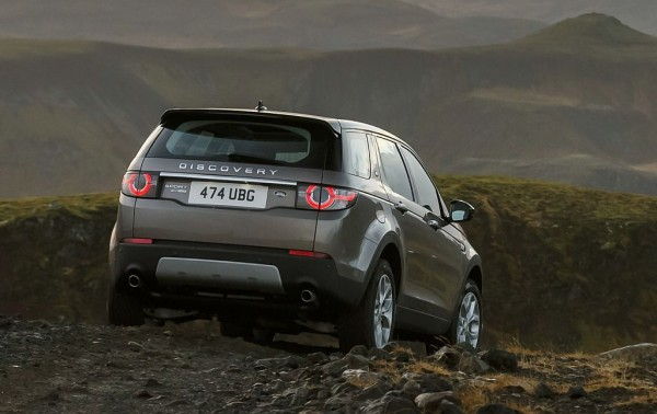 Land Rover Discovery Sport 2016 price, release date, mpg