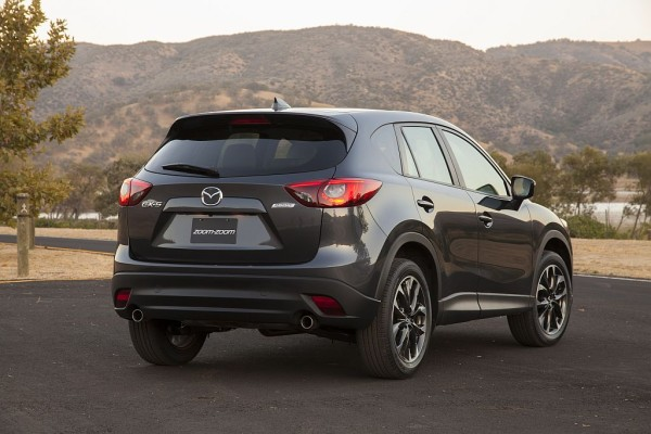 Mazda CX-5 2016 crossover interior, refresh, review