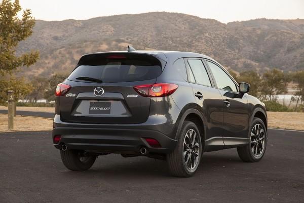 Mazda CX-5 2016 crossover interior, refresh, review