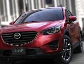 2016 Mazda CX-5 crossover interior, refresh, review