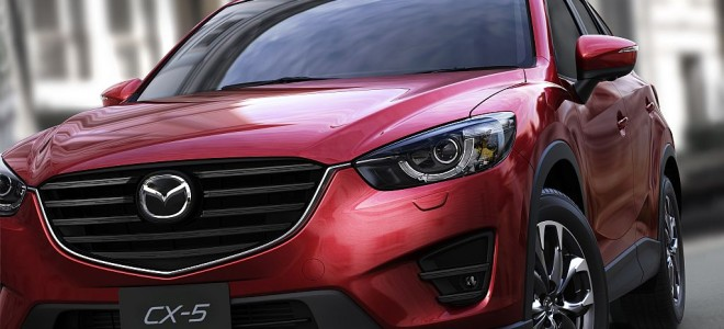 2016 Mazda CX-5 crossover interior, refresh, review