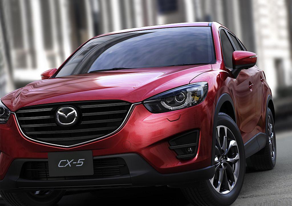 2016 Mazda Cx 5 Crossover Suv 13