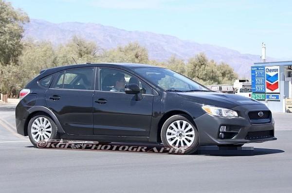 Subaru Impreza 2016 release date, changes, redesign, specs