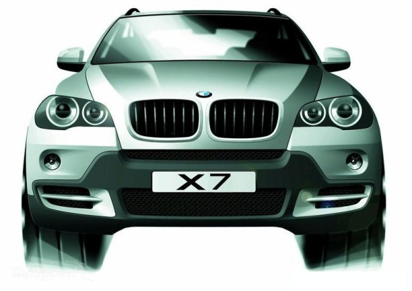 BMW X7 large SUV release date price specs