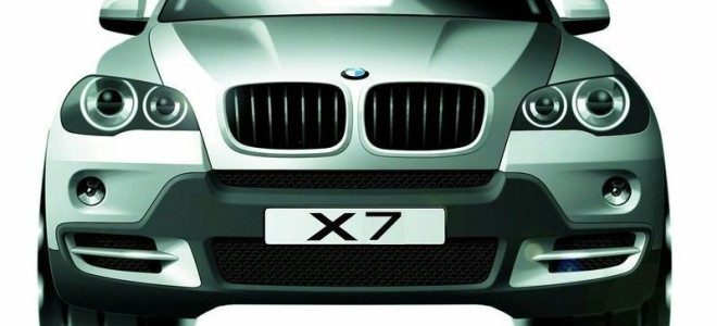 2016 BMW X7 large SUV release date, price, specs