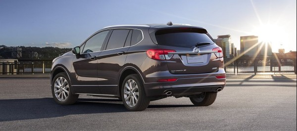 Buick luxury midsize SUV