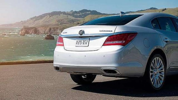 New Buick LaCrosse 2016 price, redesign, changes, release date