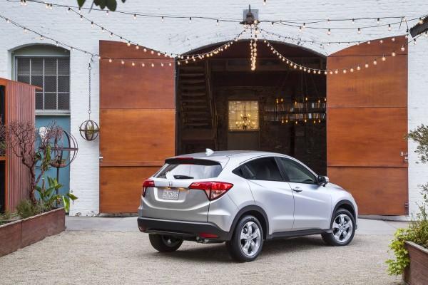 Honda HRV 2016 crossover SUV