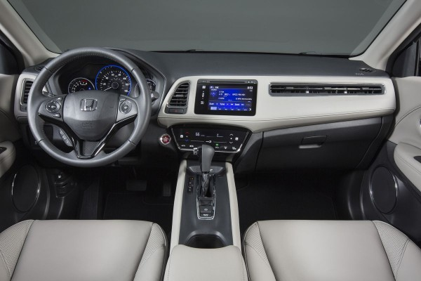 2016 Honda HR-V crossover SUV