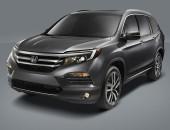 2016 Honda Pilot specs, redesign, photos, mpg, release date