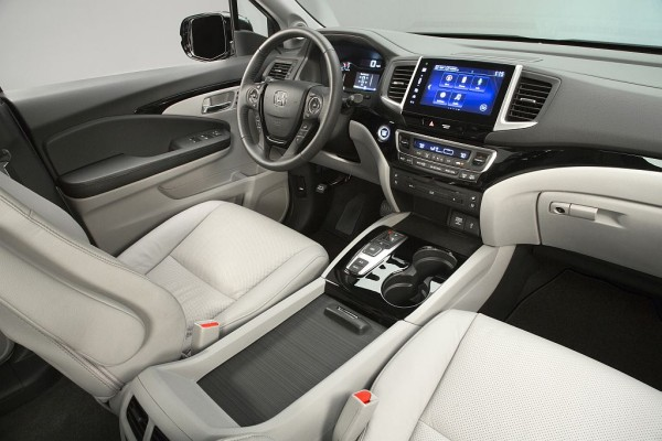 Honda Pilot 2016 specs, redesign, photos, mpg, release date
