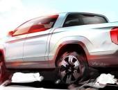 2016 Honda Ridgeline release date, rumors, news, engine