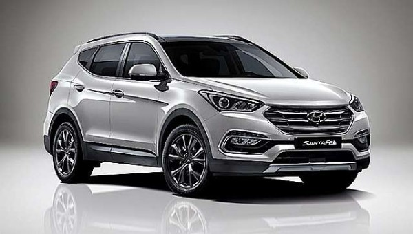 2016 Hyundai Santa Fe hybrid, review, release date, changes