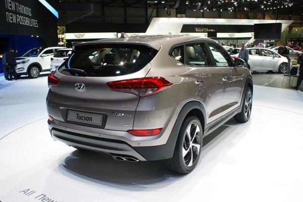 Hyundai Tucson 2016 release date, news, mpg, interior