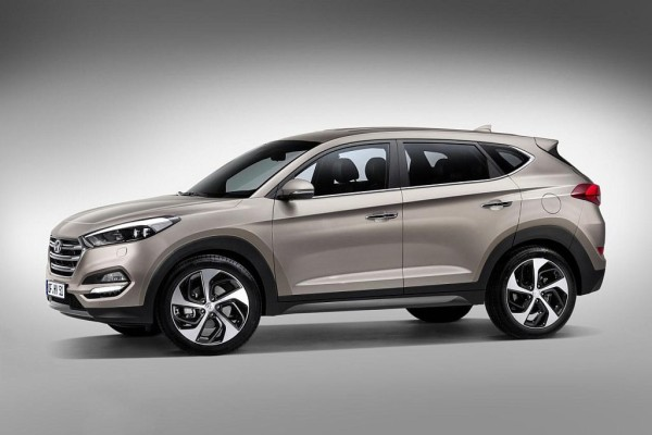 2016 Hyundai Tucson SUV release date, news, mpg, interior