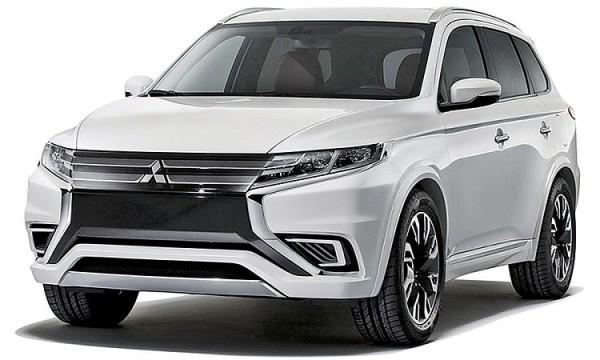 2016 Mitsubishi Outlander release date price, redesign, specs