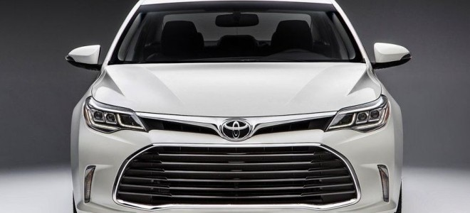 2016 Toyota Avalon review, release date, refresh, changes