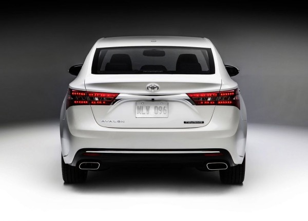 Toyota Avalon 2016 review, release date, refresh, changes