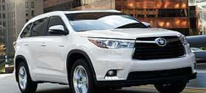 2016 Toyota Highlander release date, changes, specs, price