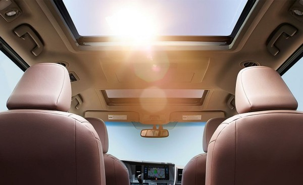 2016 Toyota Sienna redesign, interior, release date, review