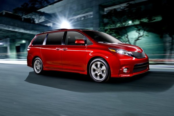 Toyota Sienna 2016 redesign, interior, release date, review