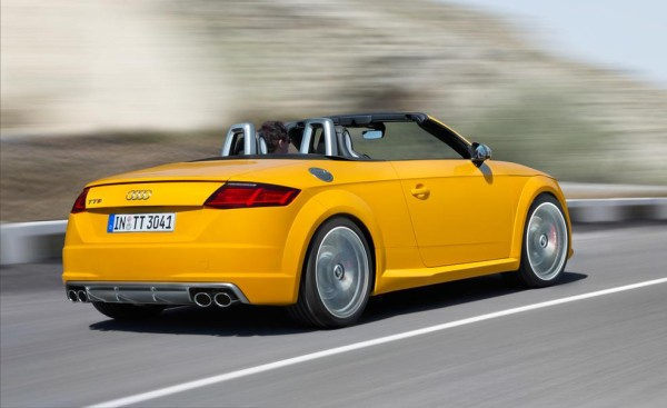 2016 Audi TT Roadster price, release date, review, news