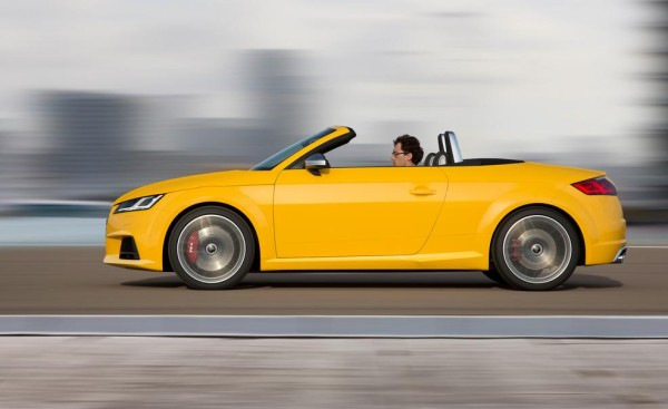 Audi TT Roadster 2016 price, release date, review, news