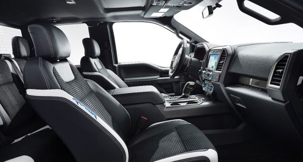 2017 Ford Raptor interior, price, specs, release date, engine