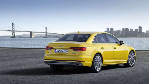 New Audi A4 2016 release date, price, redesign