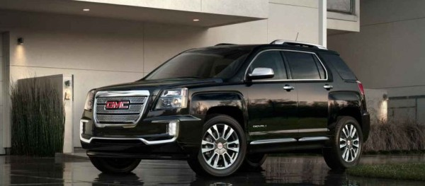 2016 GMC Terrain release date, price, photos, changes, pics