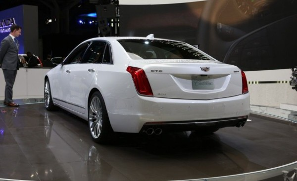 Cadillac CT6 2016 price, release date, specs, pictures, sedan