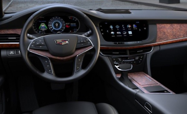 2016 Cadillac CT6 price, release date, specs, pictures, sedan
