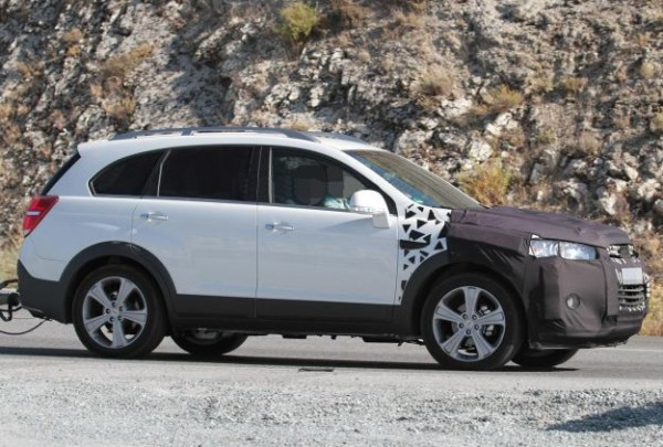 2016 Chevy Captiva release date, price, specs, mpg, reviews