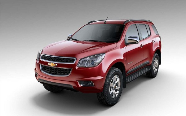 2016 Chevy Trailblazer >> Chevy Trailblazer Release Date Price Redesign Usa