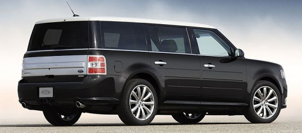 Ford Flex 2016 review, news, mpg