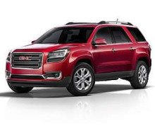 2016 GMC Acadia Denali, price, specs, changes