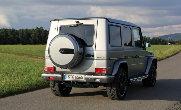 Mercedes-Benz G65 AMG 2016 price, review, for sale USA
