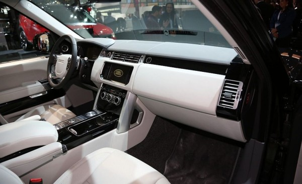 2016 Range Rover SVAutobiography luxury SUV review