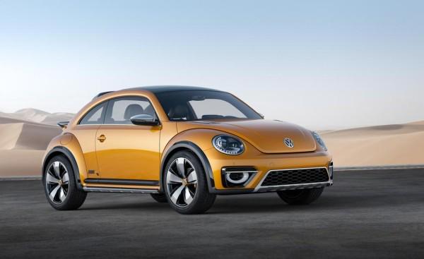 2016 Volkswagen Beetle Dune release date, price, changes